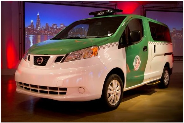 Nissan NV200 Chicago